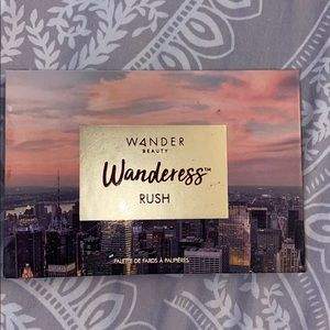 Wanderess Rush Eye Shadow Pallet